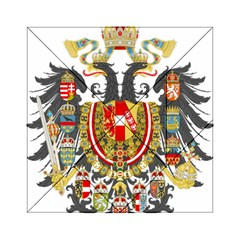 Imperial Coat Of Arms Of Austria Hungary  Acrylic Tangram Puzzle (6  X 6 )