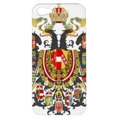 Imperial Coat Of Arms Of Austria Hungary  Apple Iphone 5 Hardshell Case
