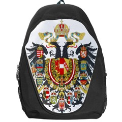 Imperial Coat Of Arms Of Austria Hungary  Backpack Bag