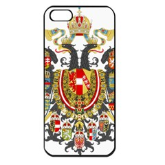Imperial Coat Of Arms Of Austria Hungary  Apple Iphone 5 Seamless Case (black)
