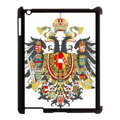 Imperial Coat Of Arms Of Austria Hungary  Apple Ipad 3/4 Case (black)
