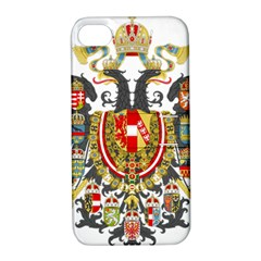 Imperial Coat Of Arms Of Austria Hungary  Apple Iphone 4/4s Hardshell Case With Stand by abbeyz71