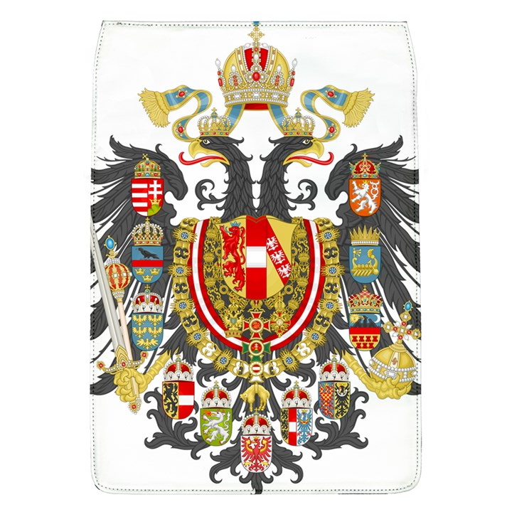 Imperial Coat of Arms of Austria-Hungary  Flap Covers (L)
