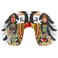 Imperial Coat Of Arms Of Austria Hungary  Travel Neck Pillows