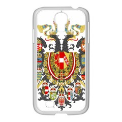 Imperial Coat Of Arms Of Austria Hungary  Samsung Galaxy S4 I9500/ I9505 Case (white)