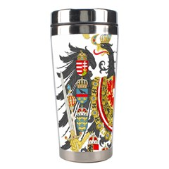 Imperial Coat Of Arms Of Austria Hungary  Stainless Steel Travel Tumblers