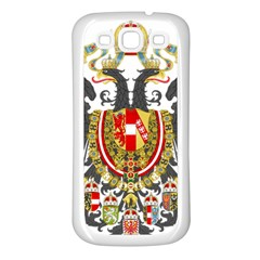 Imperial Coat Of Arms Of Austria Hungary  Samsung Galaxy S3 Back Case (white)
