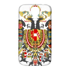 Imperial Coat Of Arms Of Austria Hungary  Samsung Galaxy S4 Classic Hardshell Case (pc+silicone)