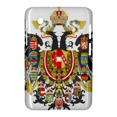Imperial Coat Of Arms Of Austria Hungary  Samsung Galaxy Tab 2 (7 ) P3100 Hardshell Case