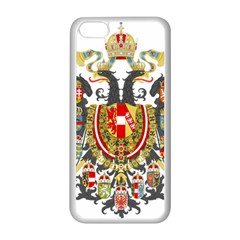 Imperial Coat Of Arms Of Austria Hungary  Apple Iphone 5c Seamless Case (white)