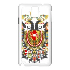 Imperial Coat Of Arms Of Austria Hungary  Samsung Galaxy Note 3 N9005 Case (white)