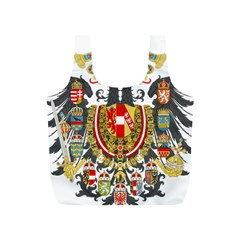 Imperial Coat Of Arms Of Austria-hungary  Full Print Recycle Bags (s)  by abbeyz71