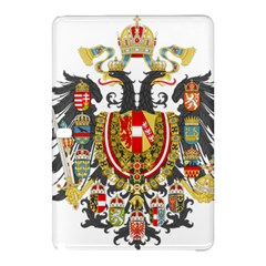 Imperial Coat Of Arms Of Austria Hungary  Samsung Galaxy Tab Pro 12 2 Hardshell Case