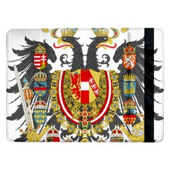 Imperial Coat Of Arms Of Austria Hungary  Samsung Galaxy Tab Pro 12 2  Flip Case