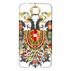 Imperial Coat Of Arms Of Austria Hungary  Samsung Galaxy S5 Back Case (white)