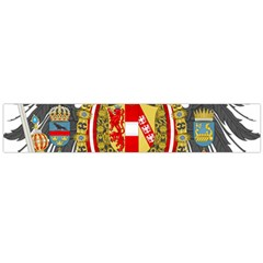 Imperial Coat Of Arms Of Austria Hungary  Large Flano Scarf  by abbeyz71