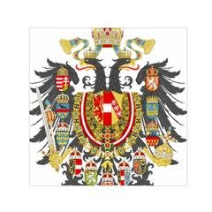 Imperial Coat Of Arms Of Austria Hungary  Small Satin Scarf (square) by abbeyz71