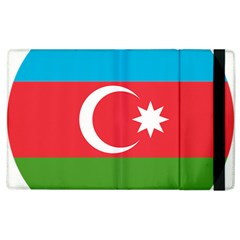 Roundel Of Azerbaijan Air Force Apple Ipad 3/4 Flip Case by abbeyz71