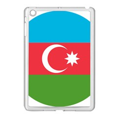 Roundel Of Azerbaijan Air Force Apple Ipad Mini Case (white) by abbeyz71