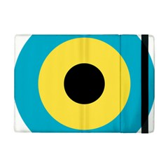 Roundel Of Royal Bahamas Defence Force Air Wing Ipad Mini 2 Flip Cases by abbeyz71