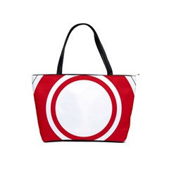 Roundel Of Bahrain Air Force Shoulder Handbags by abbeyz71