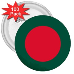 Roundel Of Bangladesh Air Force 3  Buttons (100 Pack)  by abbeyz71