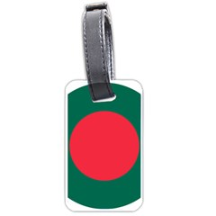 Roundel Of Bangladesh Air Force Luggage Tags (two Sides) by abbeyz71