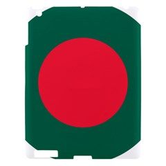 Roundel Of Bangladesh Air Force Apple Ipad 3/4 Hardshell Case by abbeyz71