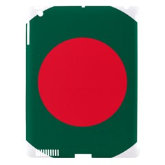 Roundel Of Bangladesh Air Force Apple Ipad 3/4 Hardshell Case (compatible With Smart Cover) by abbeyz71
