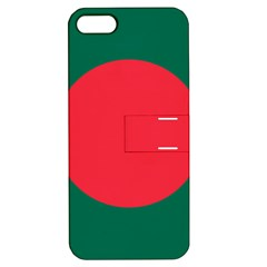 Roundel Of Bangladesh Air Force Apple Iphone 5 Hardshell Case With Stand by abbeyz71