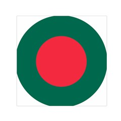 Roundel Of Bangladesh Air Force Small Satin Scarf (square) by abbeyz71