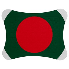 Roundel Of Bangladesh Air Force Jigsaw Puzzle Photo Stand (bow) by abbeyz71