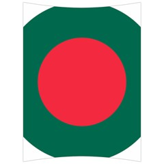 Roundel Of Bangladesh Air Force Back Support Cushion by abbeyz71