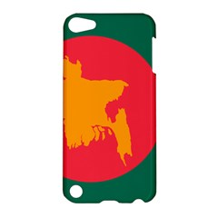 Flag Of Bangladesh, 1971 Apple Ipod Touch 5 Hardshell Case by abbeyz71
