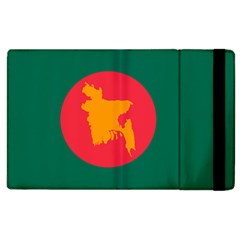 Flag Of Bangladesh, 1971 Apple Ipad 3/4 Flip Case by abbeyz71