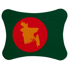 Flag Of Bangladesh, 1971 Jigsaw Puzzle Photo Stand (bow) by abbeyz71