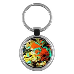 Fragrance Of Kenia 9 Key Chains (round)  by bestdesignintheworld