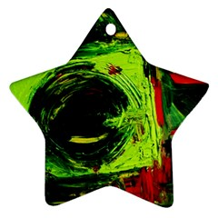 Abandoned Mine 7 Star Ornament (two Sides) by bestdesignintheworld