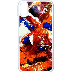 Smashed Butterfly 1 Apple Iphone X Seamless Case (white) by bestdesignintheworld