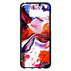 Cabin In The Mountain 2 Samsung Galaxy S8 Plus Black Seamless Case