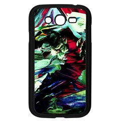 Cabin In The Mountain 4 Samsung Galaxy Grand Duos I9082 Case (black) by bestdesignintheworld