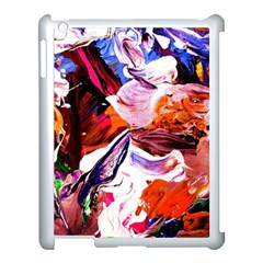 Cabin In The Mountain 2 Apple Ipad 3/4 Case (white)