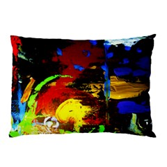 Balboa   Islnd On A Snd 5 Pillow Case (two Sides) by bestdesignintheworld