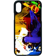 Balboa   Island On A Sand 18 Apple Iphone X Seamless Case (black) by bestdesignintheworld