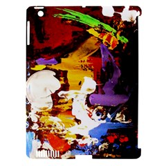 Balboa   Island On A Sand 15 Apple Ipad 3/4 Hardshell Case (compatible With Smart Cover) by bestdesignintheworld