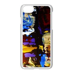 Balboa   Island On A Sand 2 Apple Iphone 8 Seamless Case (white) by bestdesignintheworld