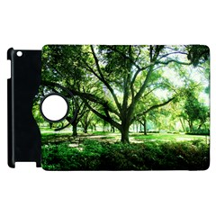 Highland Park 14 Apple Ipad 2 Flip 360 Case by bestdesignintheworld