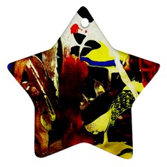 Drama 5 Star Ornament (two Sides) by bestdesignintheworld