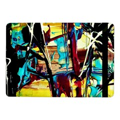 Dance Of Oil Towers 4 Samsung Galaxy Tab Pro 10 1  Flip Case by bestdesignintheworld