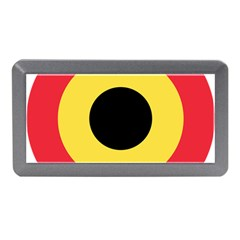 Roundel Of Belgian Air Force Memory Card Reader (mini) by abbeyz71